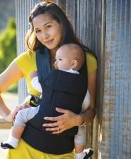 Beco Australian Stockist Beco Soleil Baby Carrier - Metro Black - 3 way carry - FREE bag and hood! Beco Soleil Baby Carrier - Nest 2 Me Baby Carriers Australia