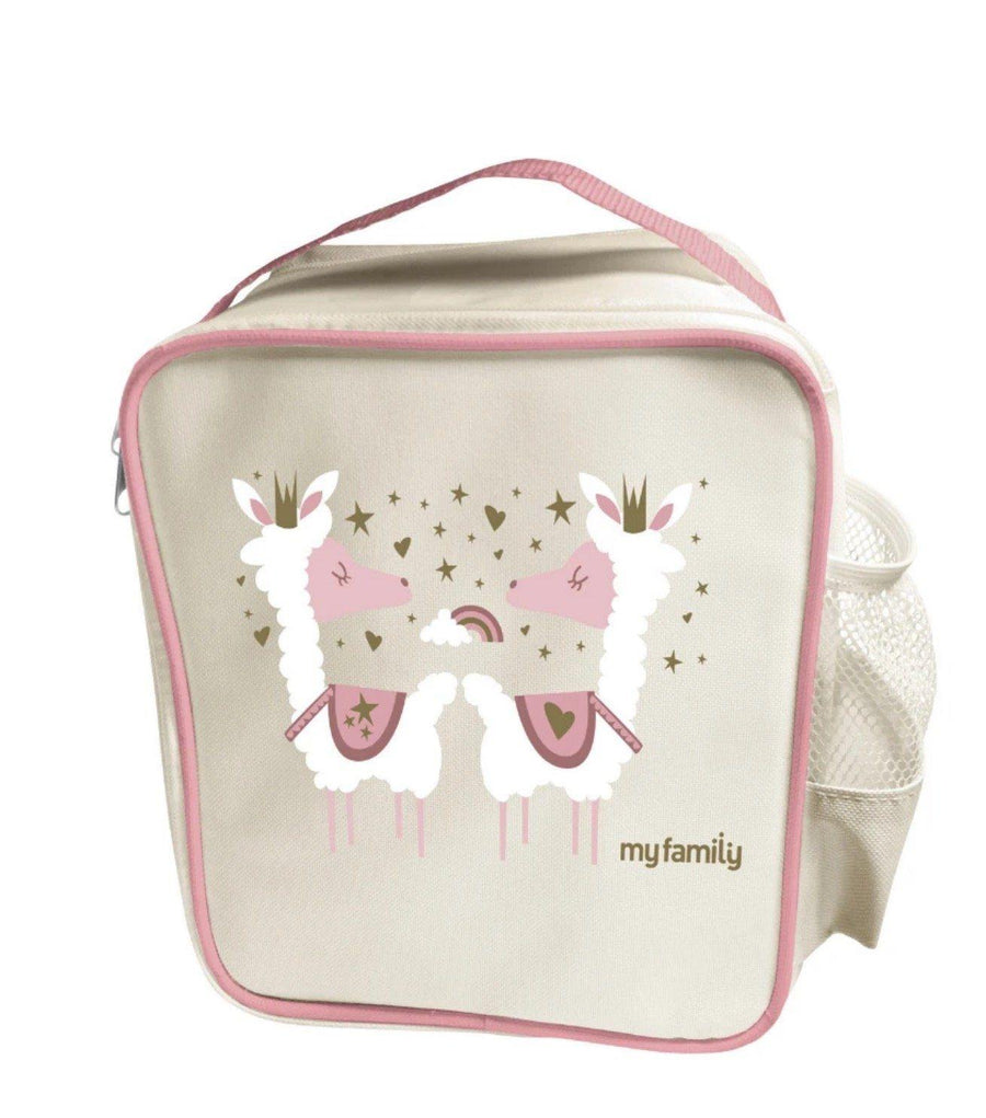 My Family Choose Various Designs - My Family Lunch Cooler Bags by Fridge to Go lunch bag - Nest 2 Me Baby Carriers Australia
