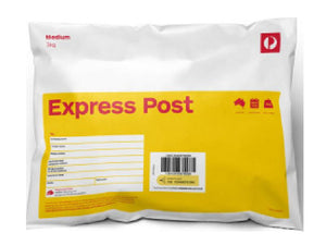 Express Post 3kg Satchel Add On Nest 2 Me Baby Carriers Australia