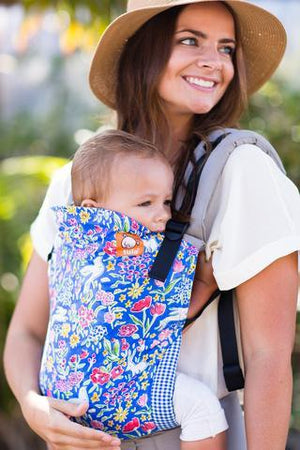 Tula Baby Carriers Australia Nest 2 Me Garden Party Tula Baby Carrier Tula Baby Carriers Australia - Nest 2 Me Baby Carriers Australia