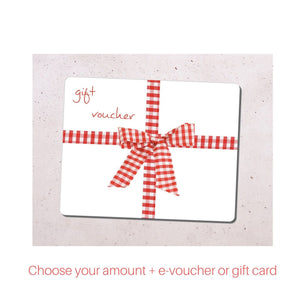 Nest 2 Me Baby Carriers Australia Gift Voucher - Choose Amount Options Gift Card - Nest 2 Me Baby Carriers Australia