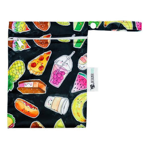 Designer Bums Kawaii Cafe  Mini Wet Bag Designer Bums wet bags - Nest 2 Me Baby Carriers Australia