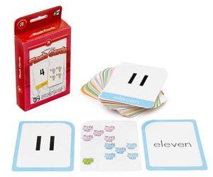 Learning can be Fun Flashcards Numbers 0-30 for 3 years+ flashcards Learning can be fun