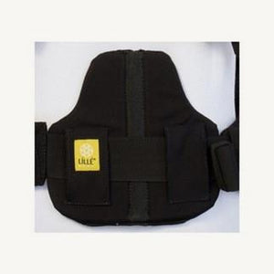Lillebaby Baby Carriers Australia Lillebaby Lumbar Support Replacement Piece - Black Lillebaby Waist Belt Extension Strap - Nest 2 Me Baby Carriers Australia