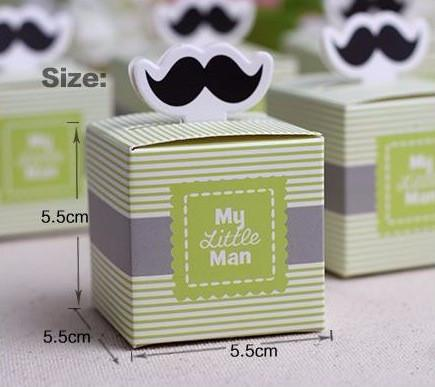 Nest 2 Me Baby Carriers Australia Little Man Mustache Deluxe Cupcake Holders 10 pcs baby shower cupcake holders - Nest 2 Me Baby Carriers Australia