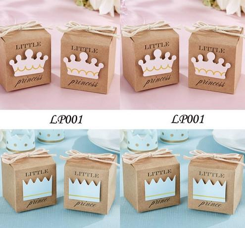 Nest 2 Me Baby Carriers Australia Little Princess - Bonbonierre Gift or Cake Boxes 12 pcs baby shower gift boxes - Nest 2 Me Baby Carriers Australia