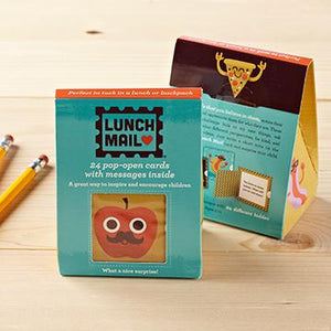 Compendium Lunch Mail Window Quote Cards - Food lunch mail cards - Nest 2 Me Baby Carriers Australia