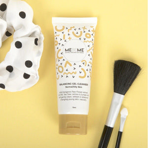 Me Be Me MeBeMe Natural Balancing Gel Cleanser Normal/Oily Skin 75ml cleanser - Nest 2 Me Baby Carriers Australia