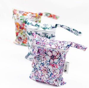 Designer Bums Mini Wetbags Designer Bums 2018 Range - Select Options mini wetbag - Nest 2 Me Baby Carriers Australia