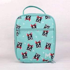 Montii Co Montii Co. Insulated Lunch Bag - Puppy Dog lunch bag - Nest 2 Me Baby Carriers Australia