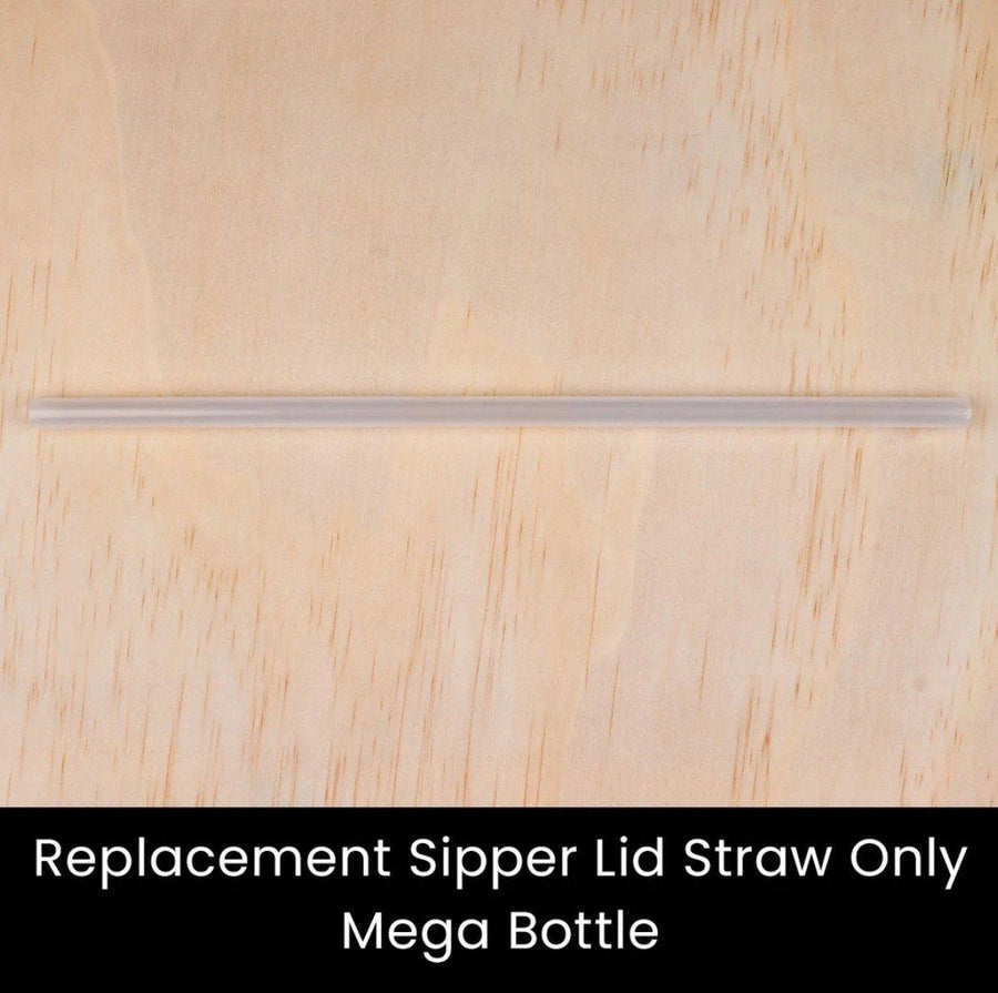 Montii Co Montii Co Sipper Straw ONLY Replacement part Mega or trim to smaller lids - Nest 2 Me Baby Carriers Australia