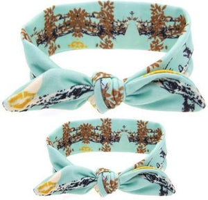 Nest 2 Me Mother & Baby Headband Matching Set baby headbands - Nest 2 Me Baby Carriers Australia