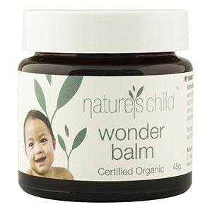 Natures Child Natures Child Wonder Balm 45g baby creams - Nest 2 Me Baby Carriers Australia