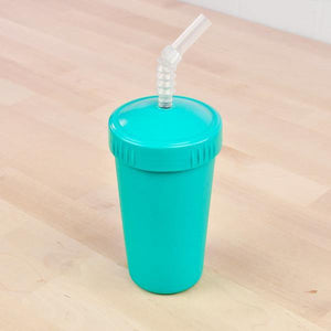 Replay Replay Straw Cup with Reusable Straw - Aqua cups - Nest 2 Me Baby Carriers Australia