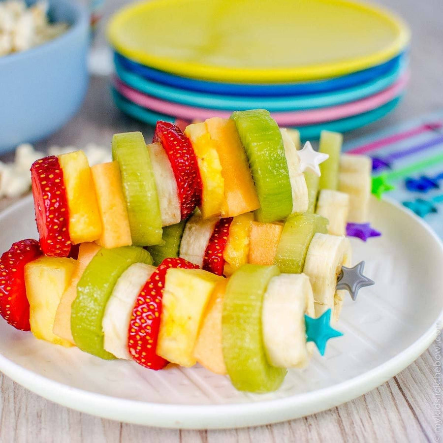Lunch Punch Stix by Lunch Punch - Rainbow Set of 7 Sticks Stix - Nest 2 Me Baby Carriers Australia
