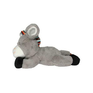 ZAZU ZAZU Heartbeat Plush with 6 sounds voice activated DEX the Dog or DON Donkey heartbeat plush - Nest 2 Me Baby Carriers Australia