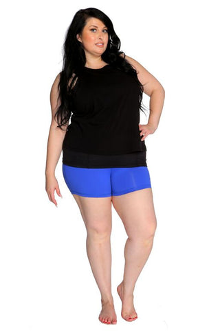 Sprinter Shorts (Cobalt)