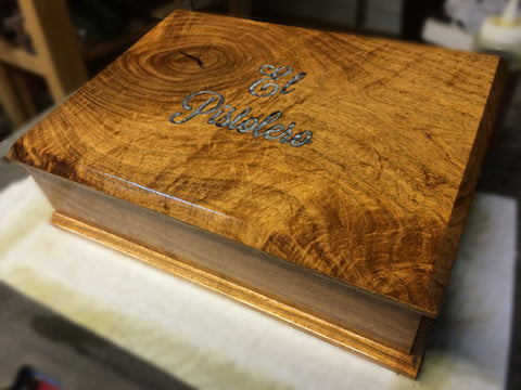 South Texas Mesquite Presentation Box - EV Designs