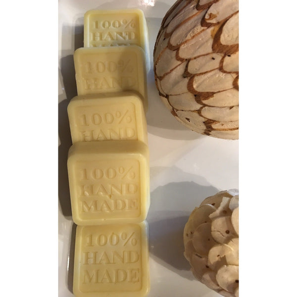 Mit&Hut Organic All Natural Lotion Bars with Coco Butter, Coconut Oil, Shea Butter, Jojoba Oil, Vitamin E