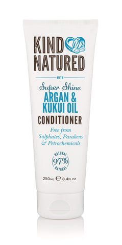 Kind Natured Argan & Kukui Oil Conditioner