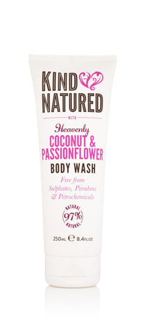 Kind Natured Heavenly Coconut & Passion Flower Body Wash