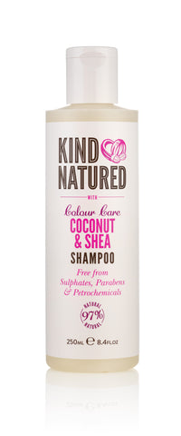 Kind Natured Coconut & Shea Shampoo
