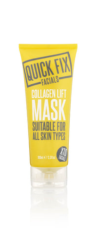 Quick Fix Facials Collagen Lift Mask