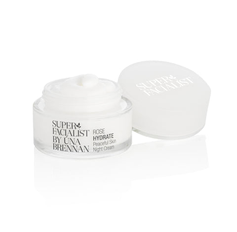 Superfacialist Rose Hydrate Peaceful Skin Night Cream