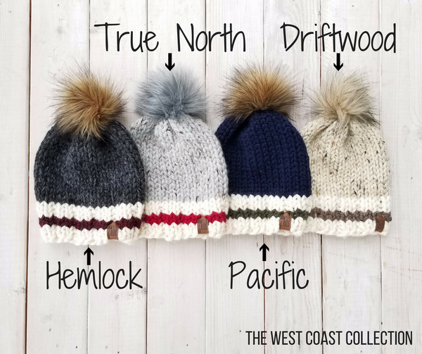 the West Coast Collection - Adult Sizes