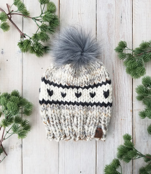 Knit Toque - Cabin Toque - Custom Order