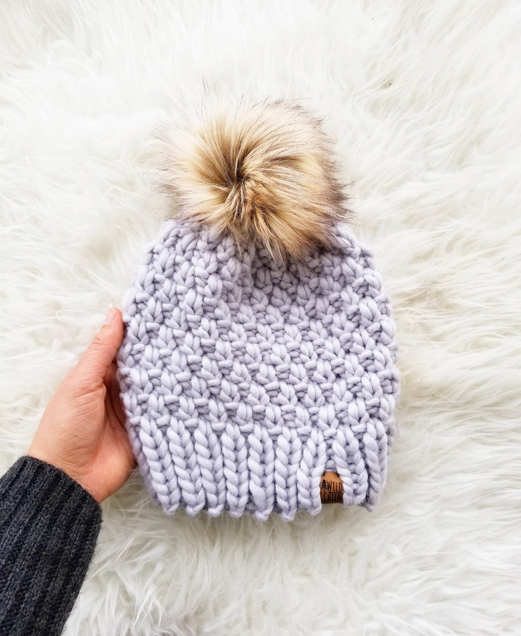 Alpine Luxe Toque - Adult size