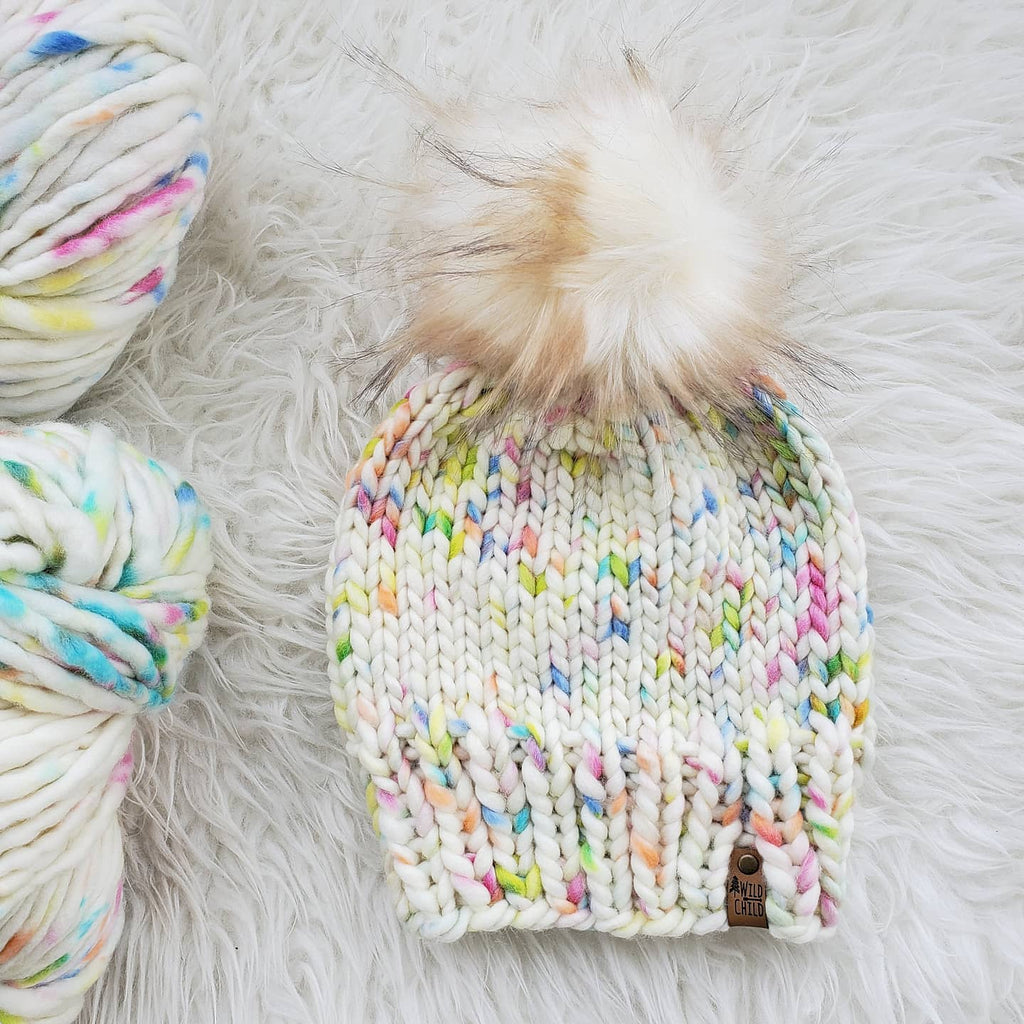 Sprinkle Luxe Toque