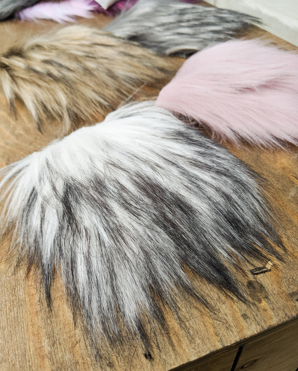 Faux Fur Grab Bag - Build Your Bag