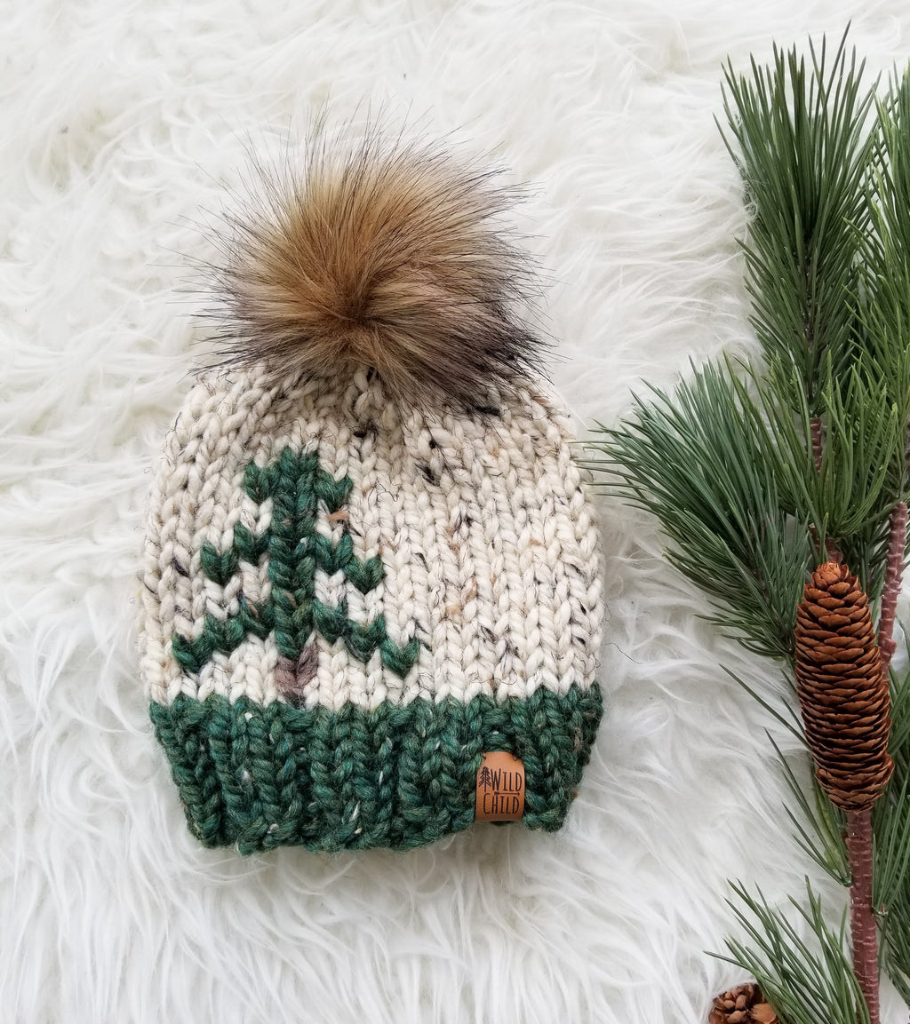 Into The Woods Toque - Custom Order
