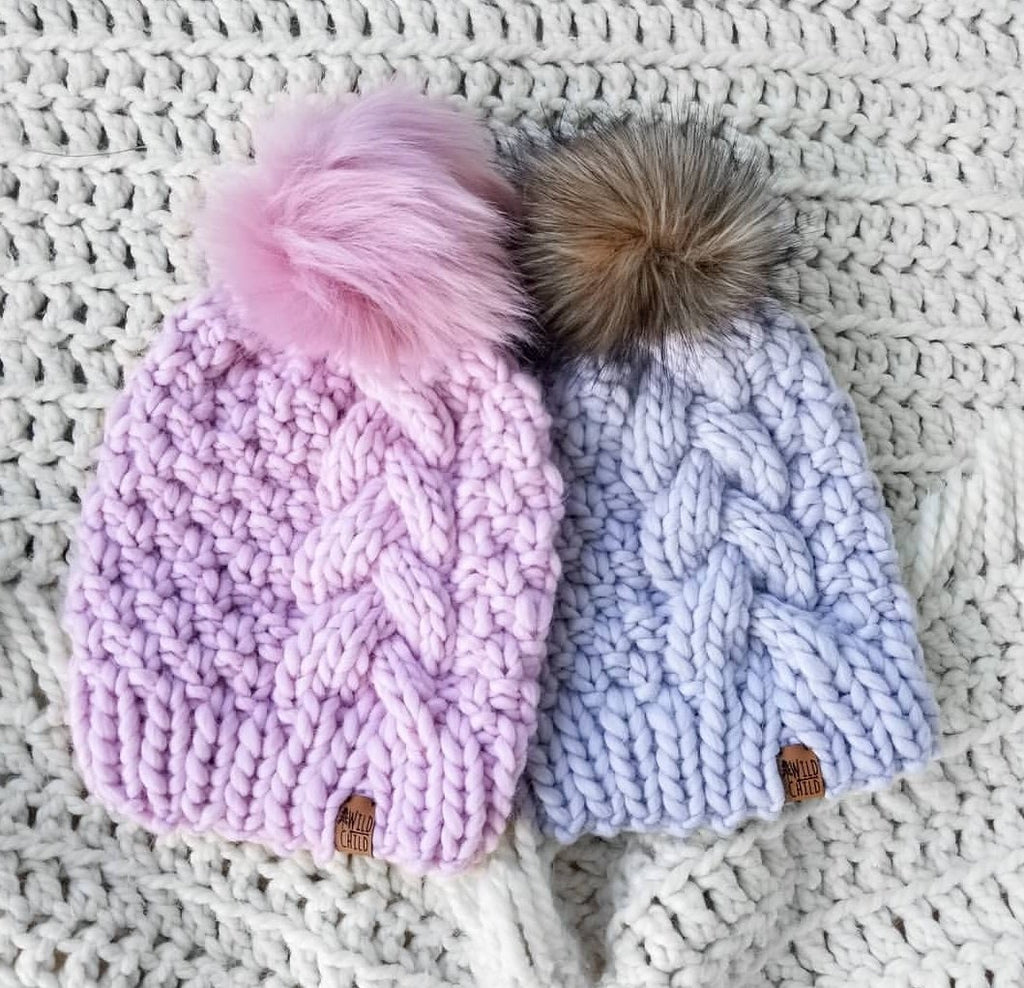 Marie Luxe Toque - Adult size