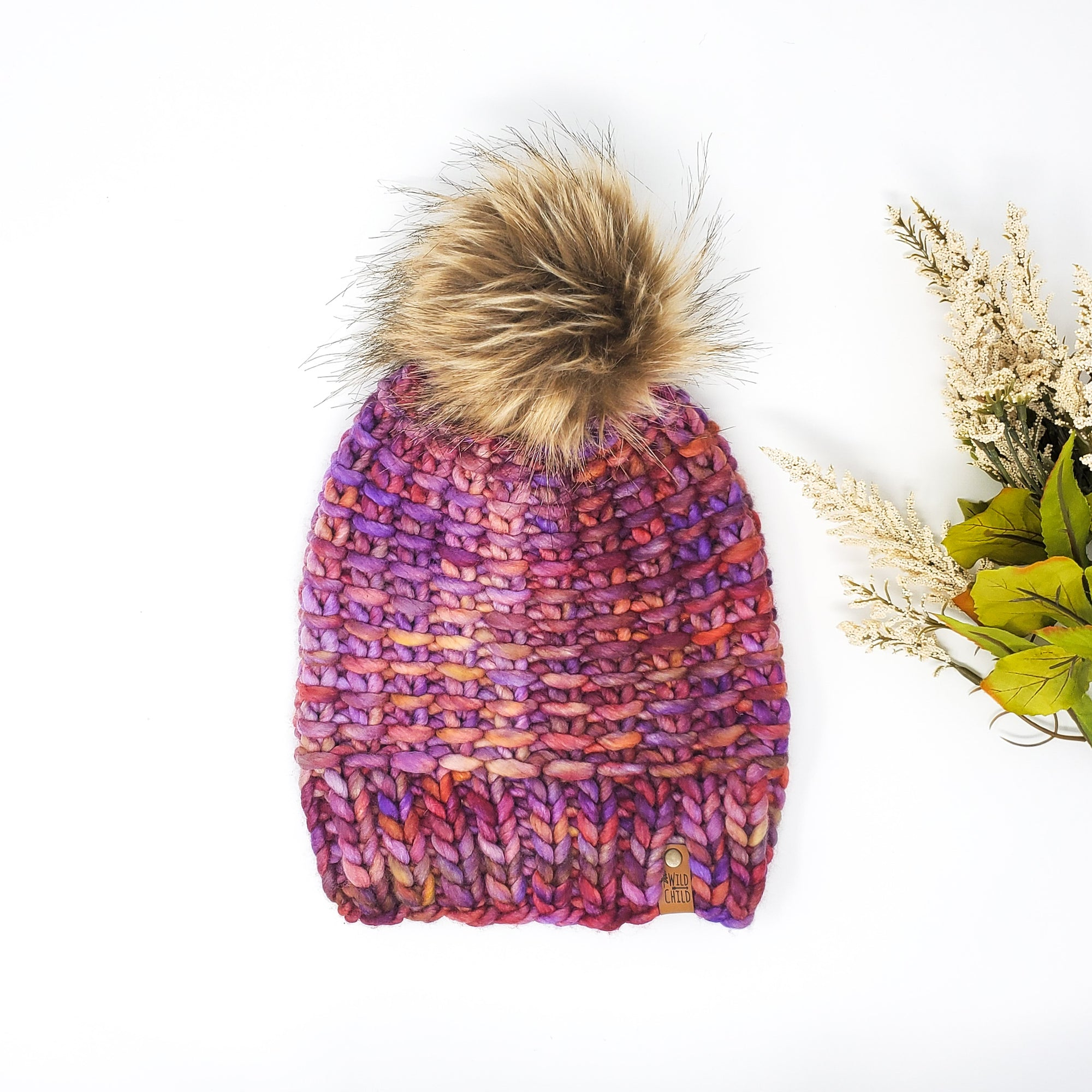 Sunset Textured Hat (Adult)