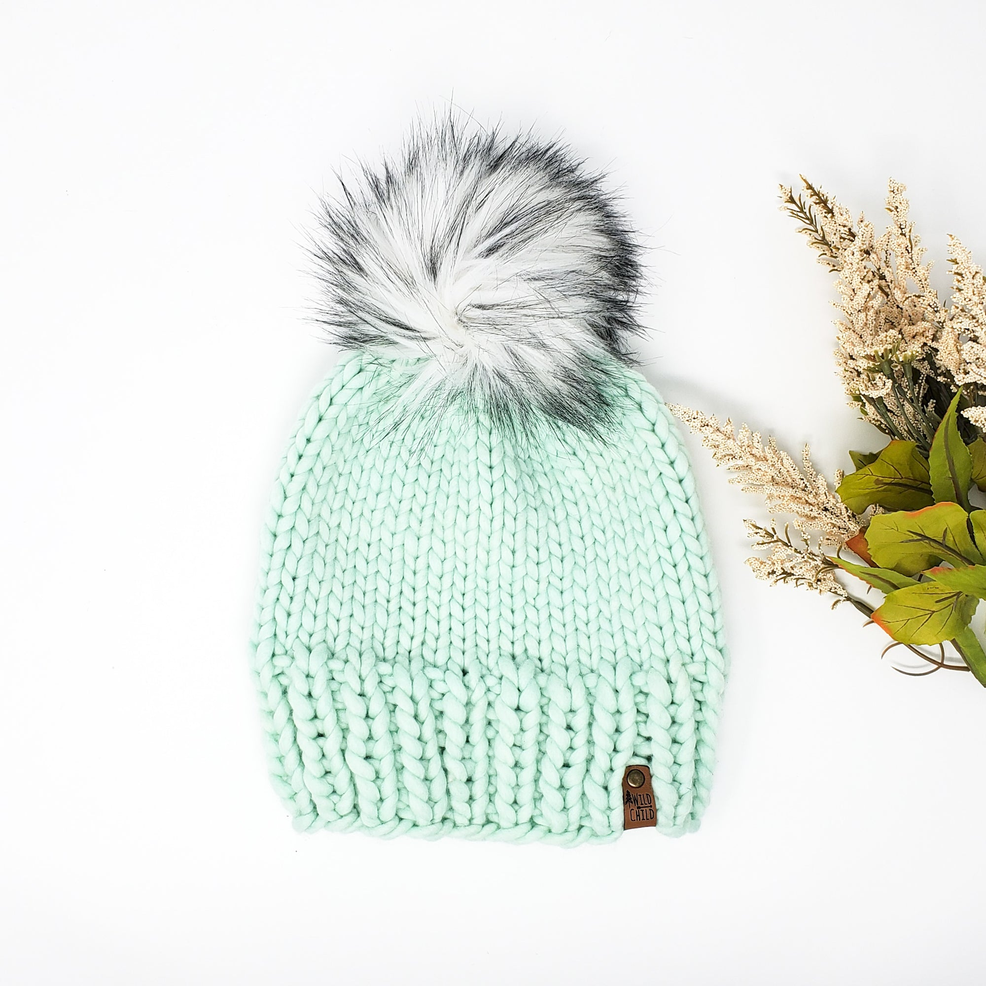 Cucumber Classic Knit Hat (Adult)