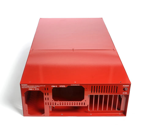 Backblaze Storage Pod 4.5: Chassis - Backup Pods