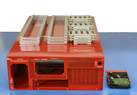 Backblaze Storage Pod 5.0: Chassis - Backup Pods