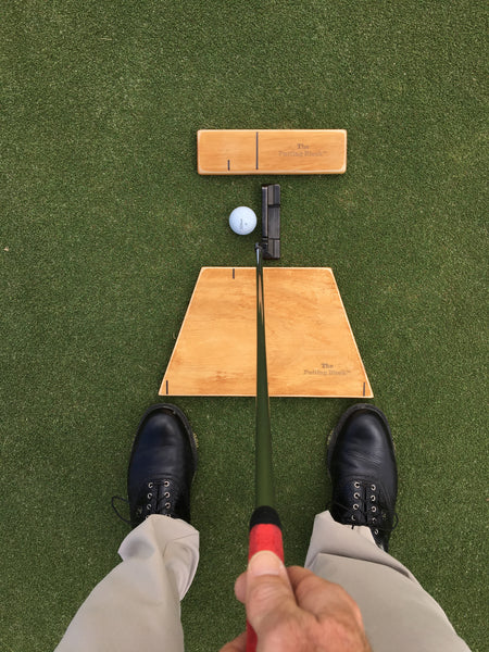 The Putting Block