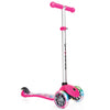 Globber Primo Fantasy 3 Wheel Adjustable Height Scooter w/ LED Light Up Wheels