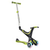 Globber Evo 3 Wheel 5-in-1 Convertible Scooter w/ LED Light Up Wheels