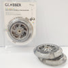 Globber 2 Wheel Replacement LED Light Up Front Wheels Set
