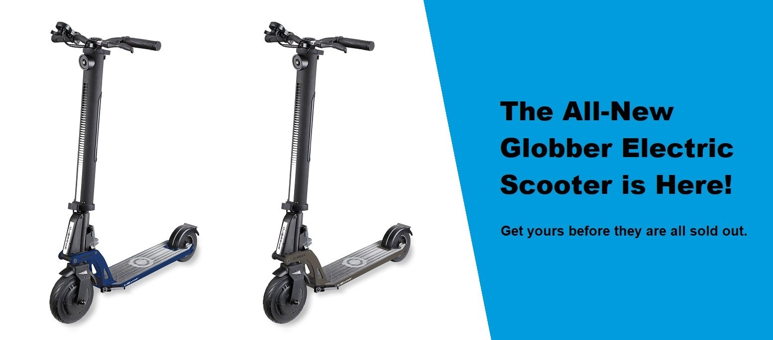 Globber One K E-Motion Electric Scooter