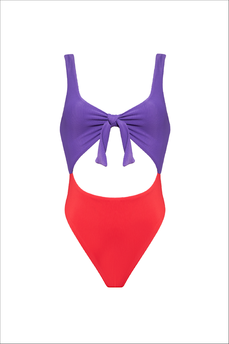Moana Purple-Red