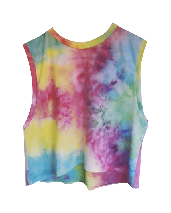 Crop Tank Colorful