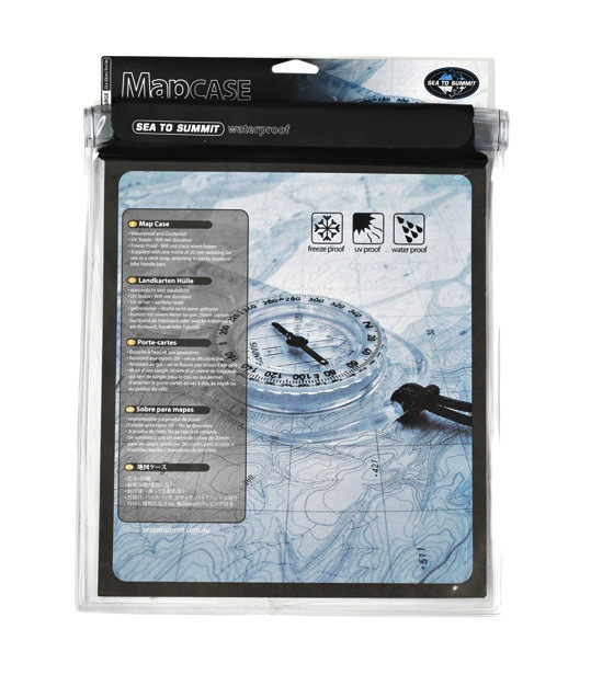 Sea to Summit Waterproof Map Case