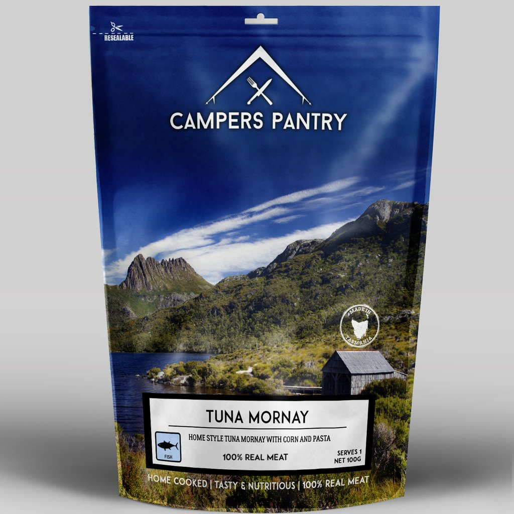 Campers Pantry Mains (1 Serve, Tuna Mornay)