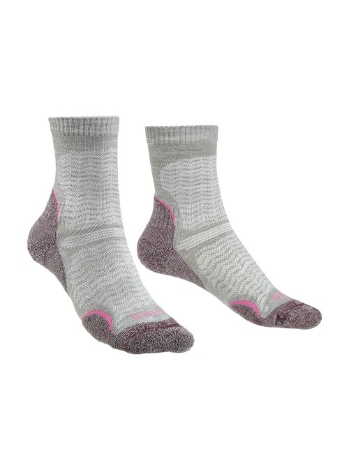 Bridgedale Hike Ultra Light T2 Womens Crew Sock