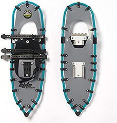 Northern Lites Elite Womens Teal Tru Track Snowshoe